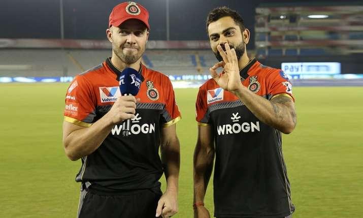 एबी डिविलियर्स और...- India TV
