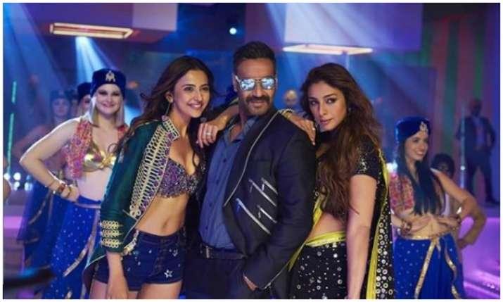 De De pyar De box office collection- India TV