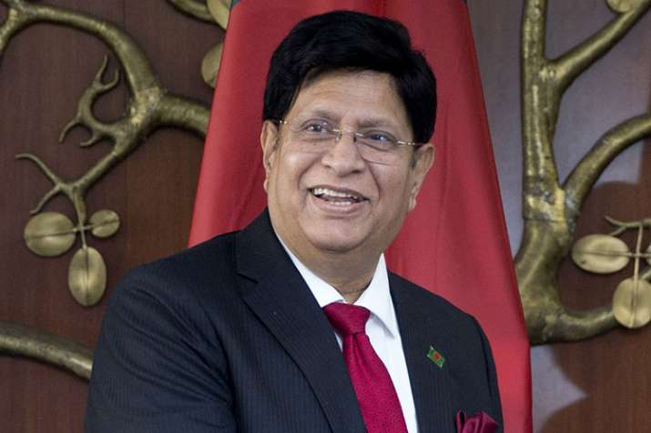 Bangladesh Foreign minister AK Abdul Momen says it hasn't stopped visas for Pakistan nationals | AP - India TV