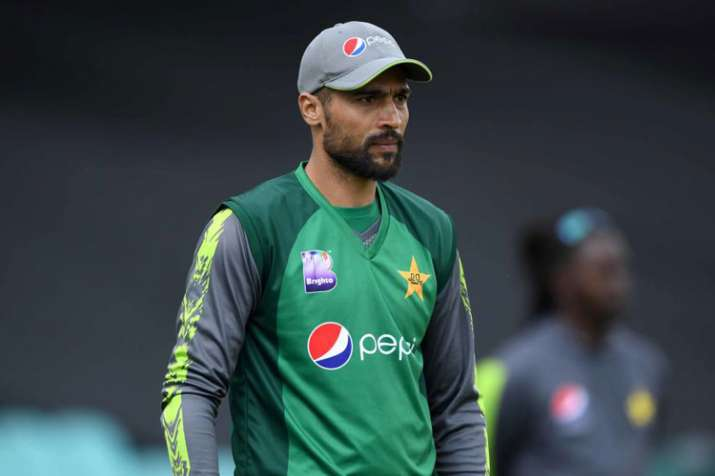 Mohammad Amir Included In Pakistan World Cup Squad - India TV