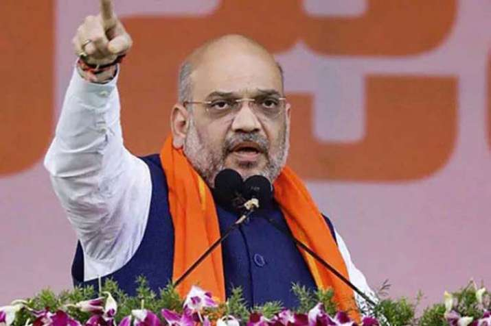 Amit Shah BJP President- India TV