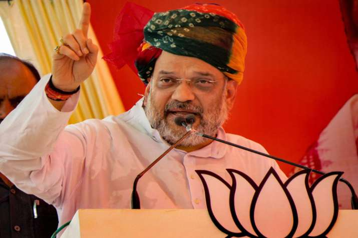 BJP to scrap Article 370 if voted back to power: Amit Shah- India TV