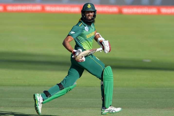 दक्षिण अफ्रीका के लिए आई खुशखबरी! भारत के खिलाफ मैच से पहले फिट हो जाएंगे हाशिम अमला- India TV