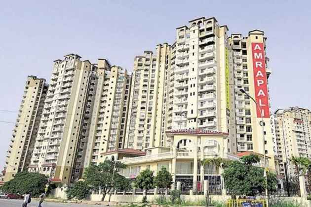 amrapali flat- India TV