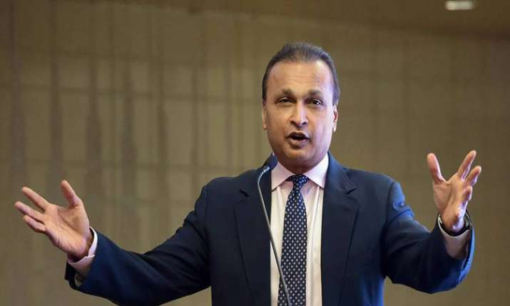 Zee group,Anil Ambani firms lead in share pledges with lenders- India TV Paisa