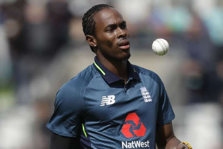 Jofra Archer Speaking before taking part in first World Cup, I Know How to deal with pressure- India TV