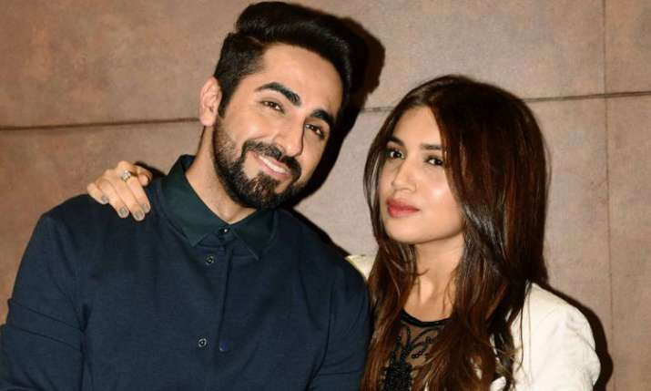 Ayushmann Khurrana Bhumi Pednekar Yami Gautam start Bala shooting in Kanpur- India TV