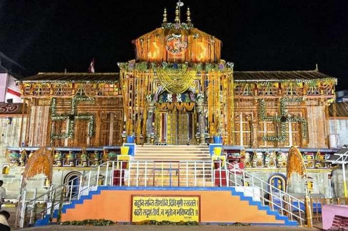Badri nath temple- India TV