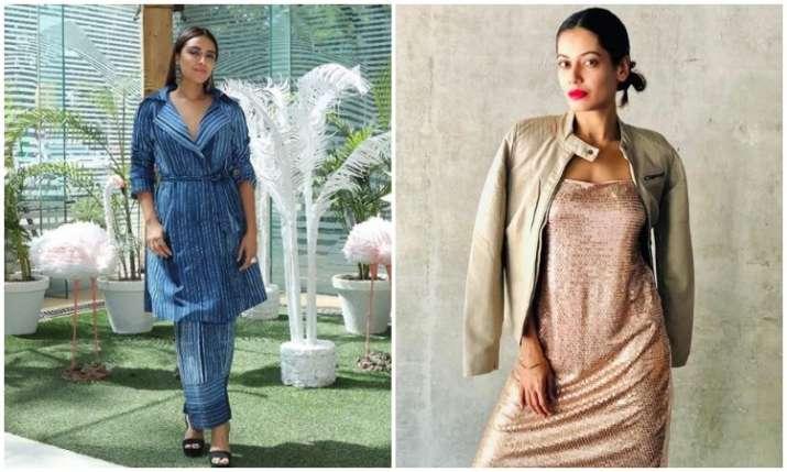 Swara Bhaskar and payal rohtagi- India TV