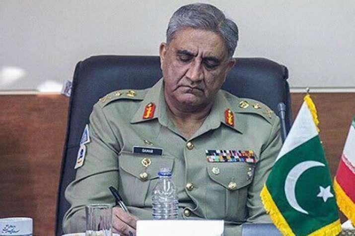 General Bajwa of Pakistan endorses death sentence for retired brigadier, a civilian for 'espionage, - India TV
