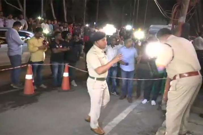 Blast rocks Guwahati's Zoo Road- India TV