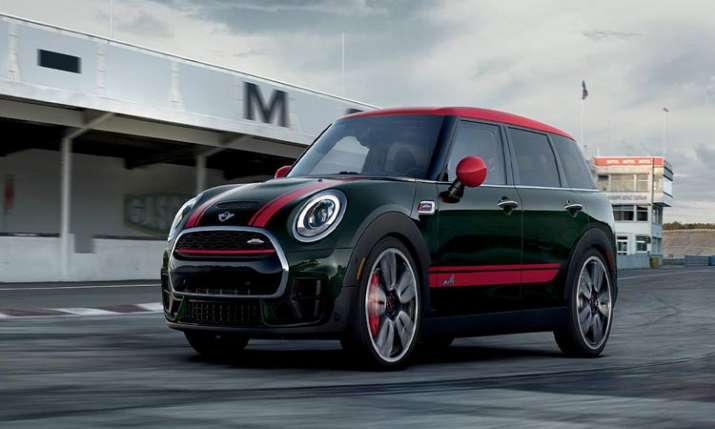 BMW launches MINI John Cooper Works Hatch priced Rs 43.5 lakh- India TV Paisa