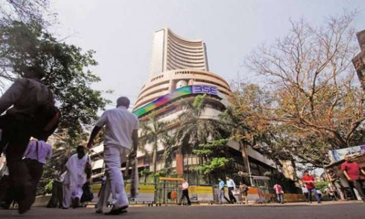 Benchmark indices log fresh closing highs, 3rd in a row- India TV Paisa