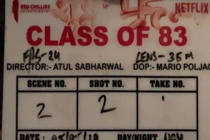 class of 83- India TV