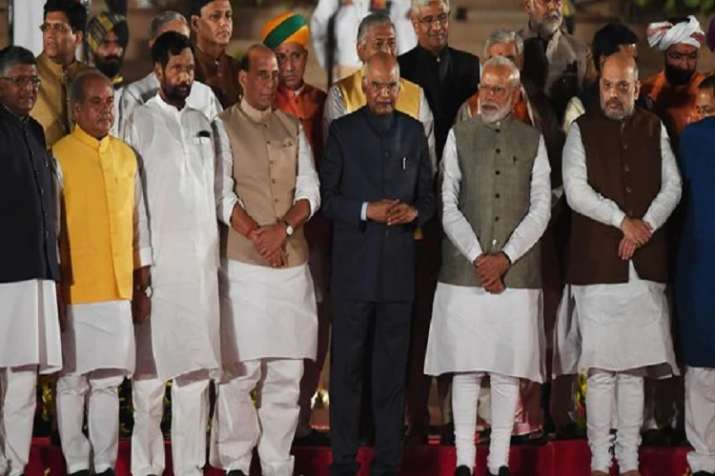 Pm Modi 2.0 first Cabinet meeting today- India TV Paisa