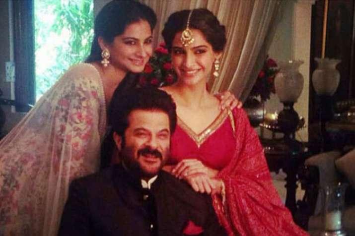 anil kapoor, daughter, sonam , rhea, cannes 2019- India TV