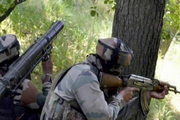 5 Maoists killed in encounter with security forces in...- India TV
