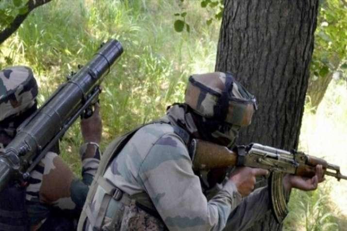छत्तीसगढ़ के दंतेवाड़ा में सुरक्षा बलों के साथ मुठभेड़, दो नक्सली मारे गए- India TV