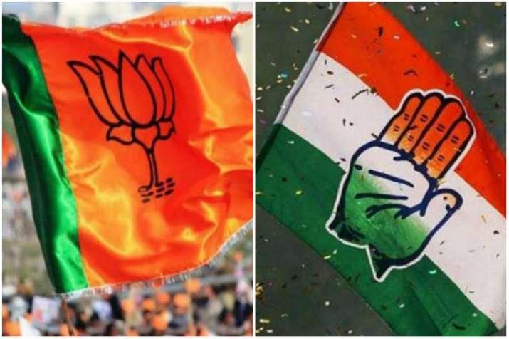 भाजपा और कांग्रेस के बीच 373 सीटों पर सीधी लड़ाई, निजामाबाद में सबसे ज्यादा 185 उम्मीदवार- India TV