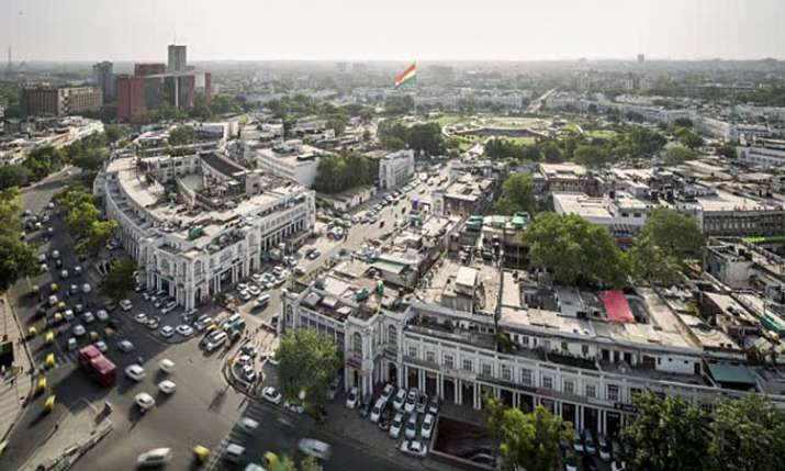 Delhi's Connaught Place 4th most expensive office market in Asia Pacific- India TV Paisa