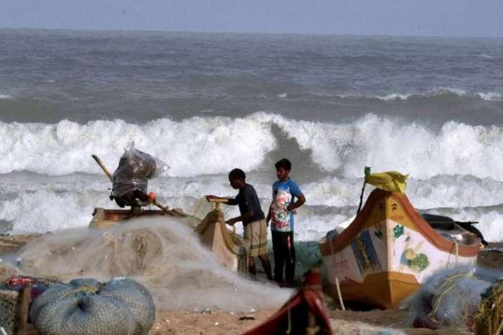 Cyclone Fani set to hit Odisha on May 3 | PTI Representational Image - India TV