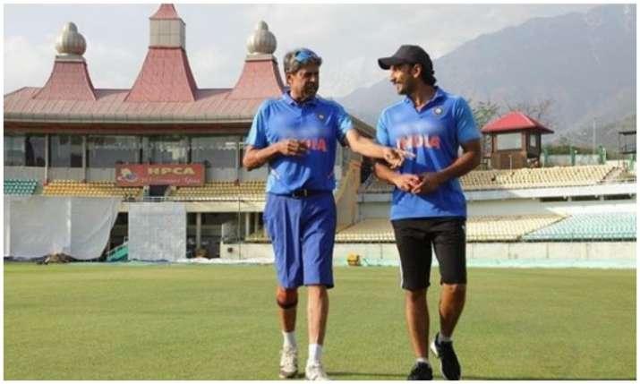 Kapil dev and ranveer Singh- India TV