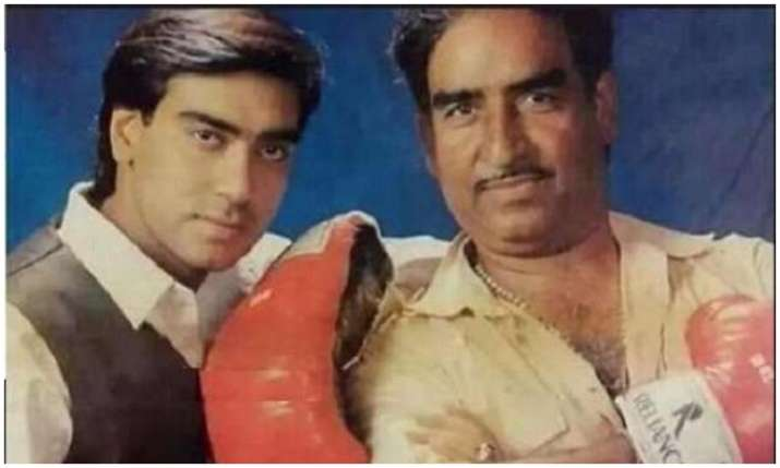 Ajay devgn and veeru devgn- India TV