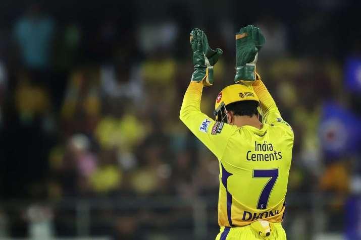 IPL 2019 Final: आईपीएल इतिहास के सबसे सफल विकेटकीपर बने एमएस धोनी, दिनेश कार्तिक को पीछे छोड़ा- India TV