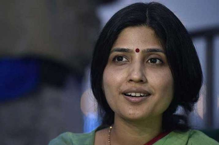 dimple yadav- India TV