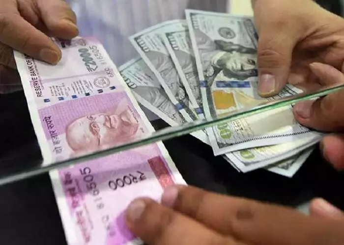 dollar and Rupee- India TV Paisa