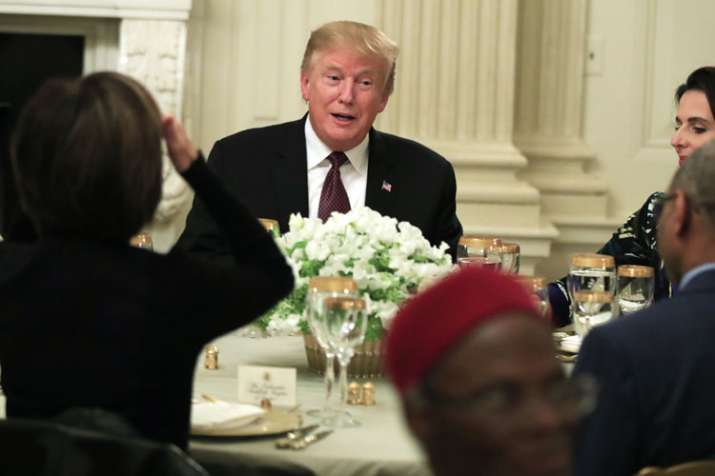Ramzan is when people join forces in pursuit of hope, tolerance, peace, says Donald Trump   AP- India TV