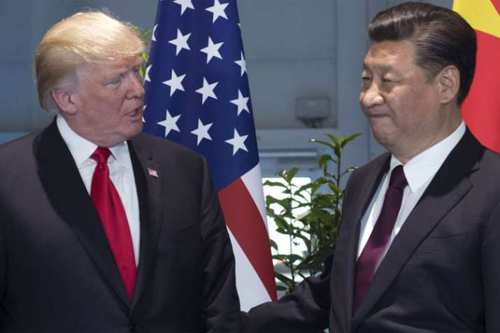 Xi Jinping takes dig at Donald Trump, says countries cannot isolate themselves | AP- India TV
