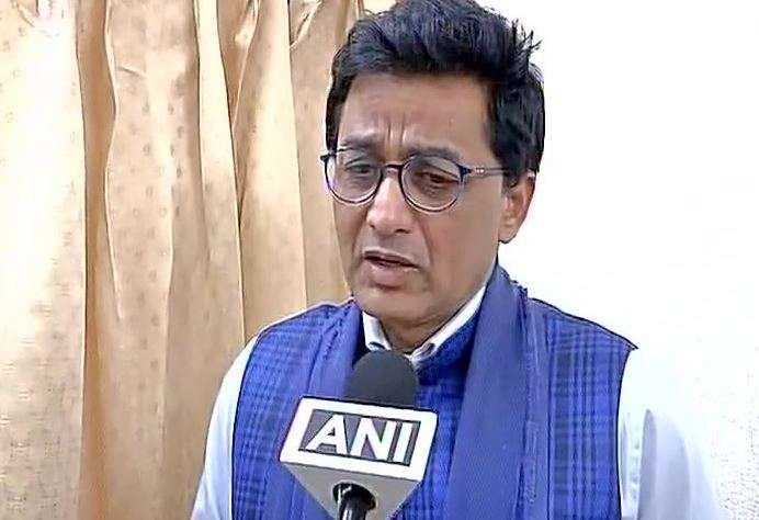 Jharkhand Pradesh Congress Committee President Dr Ajoy Kumar offers to resign from his post- India TV