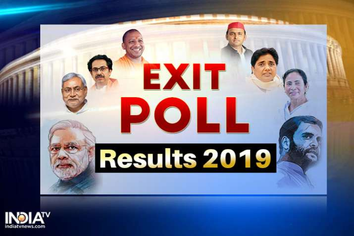 Exit poll results impact mood in party offices- India TV