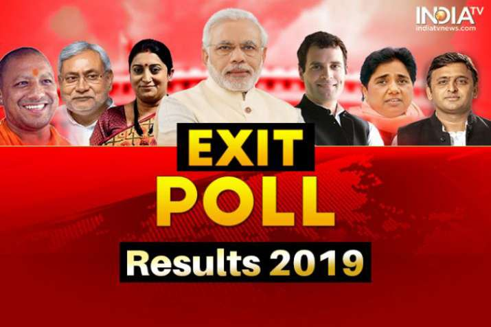 Exit Polls on Lok Sabha Elections 2019- India TV