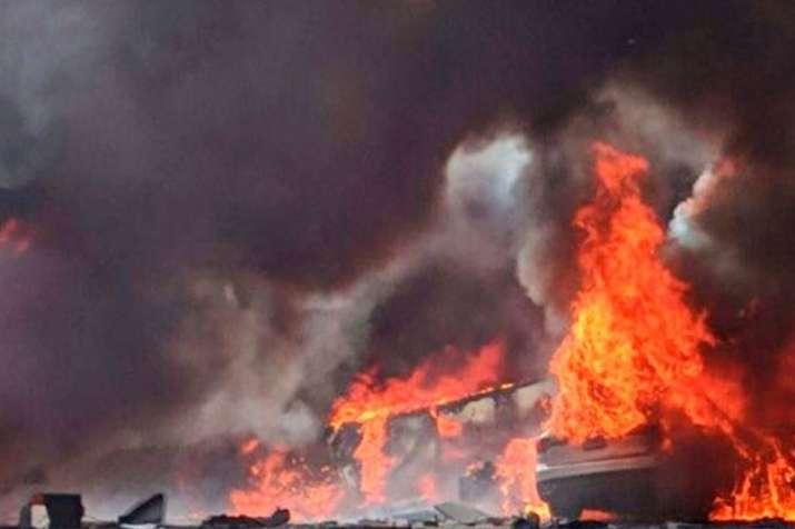 Niger fuel tanker explosion kills dozens near capital Niamey | AP Representational- India TV