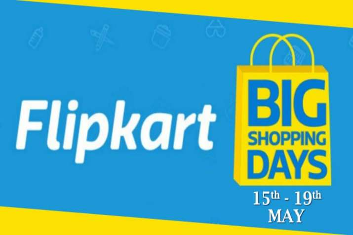 flipkart big shopping days sale 2019- India TV Paisa