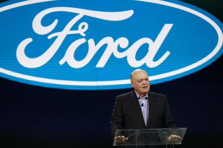 carmaker company Ford- India TV Paisa