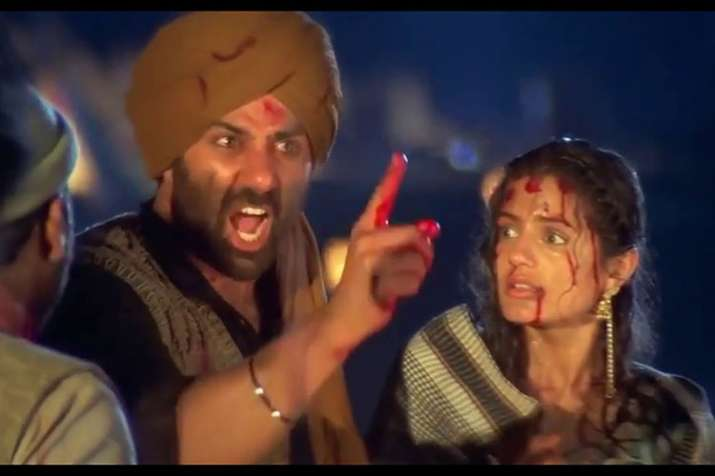 Gadar sequel, sunny deol, ameesha patel- India TV