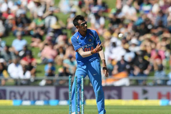 Don't read much into indifferent Australia series: Chahal- India TV