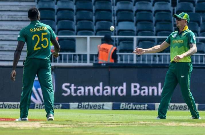 World Cup 2019: दक्षिण अफ्रीका को लगा बड़ा झटका, इंग्लैंड के खिलाफ विश्व कप के पहले मैच से बाहर हुए - India TV