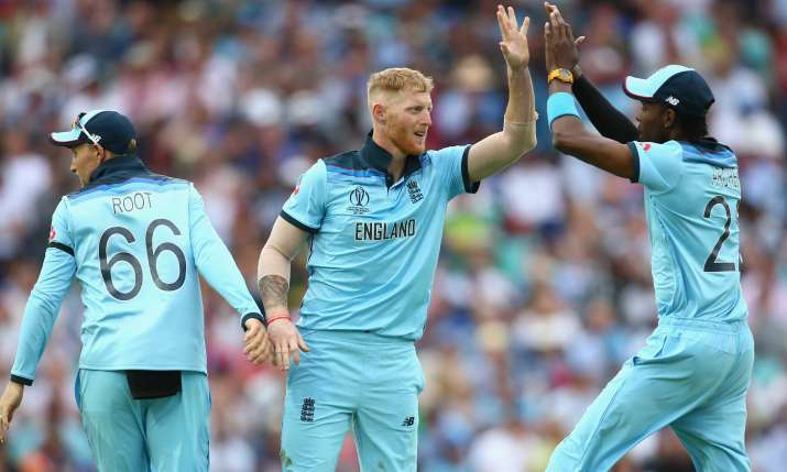 World Cup 2019: After winning the match, England captain Morgan has read in the praise of Stokes an- India TV