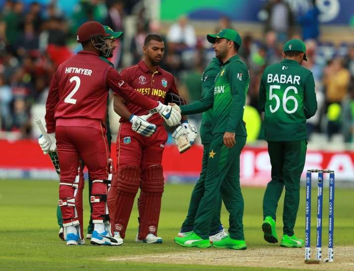 पाकिस्तान बनाम वेस्ट इंडीज - India TV
