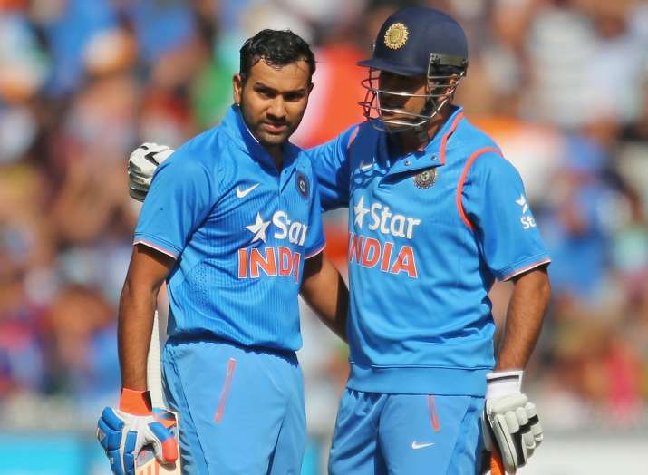 Mahendra Singh Dhoni, Rohit Sharma will be in the role of strategist in the World Cup: Virat Kohli- India TV