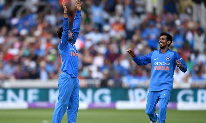 World Cup 2019: Kuldeep Yadav Returning in form is good sign for India: yuzvenra chahal - India TV