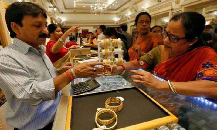 Gold rises on jewellers' buying- India TV Paisa