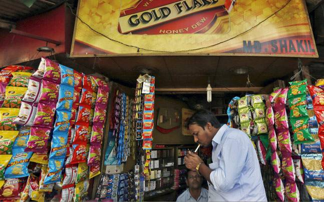 Ban on sale of gutkha and pan masala extended for one year in New Delhi- India TV