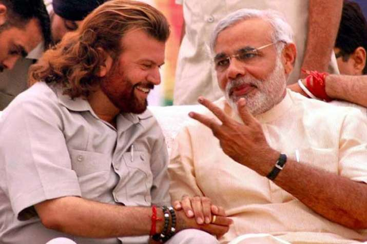 hanraj hans and narendra modi (File Photo)- India TV