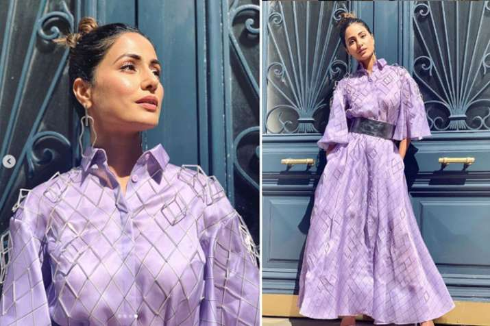 Hina Khan, cannes 2019- India TV