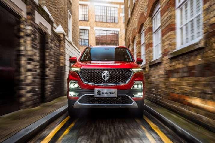 MG Motor Hector- India TV Paisa